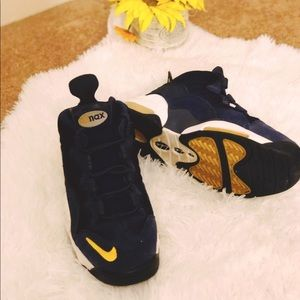 Nike Air Max Fab 5 Navy Blue/Gold